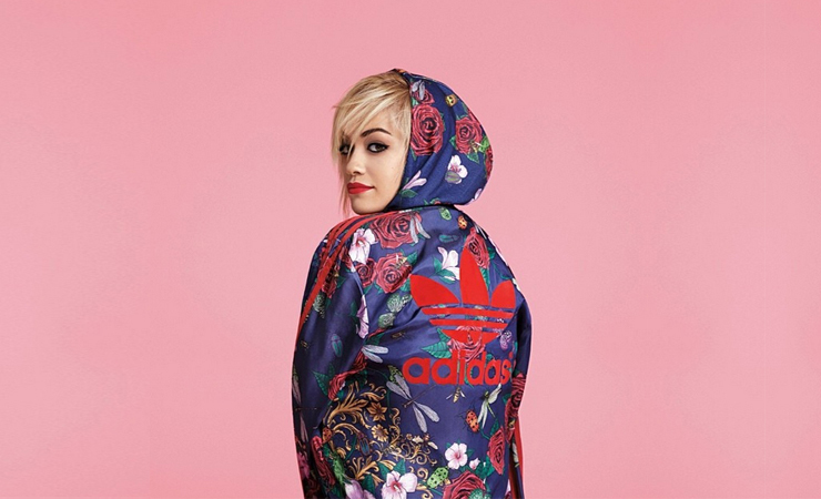Rita ora adidas collection 0