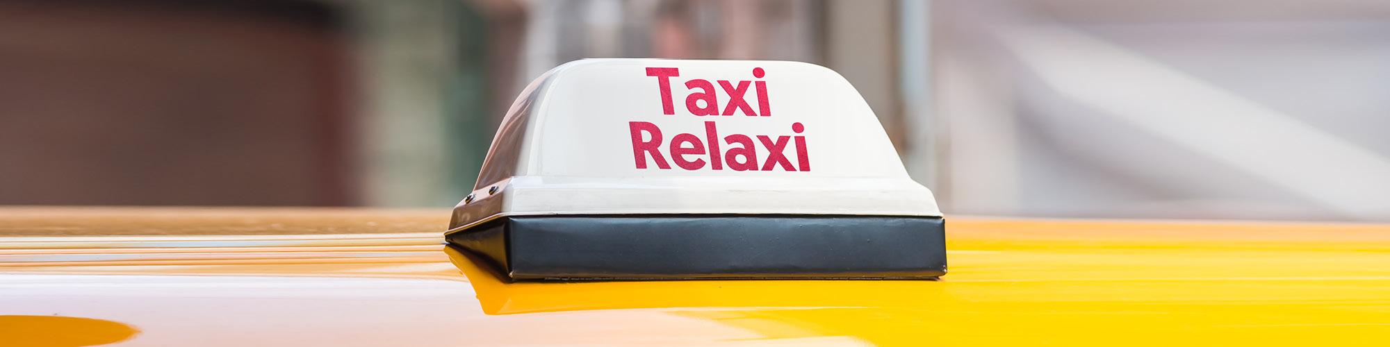 Joe sa taxi relaxi header 0