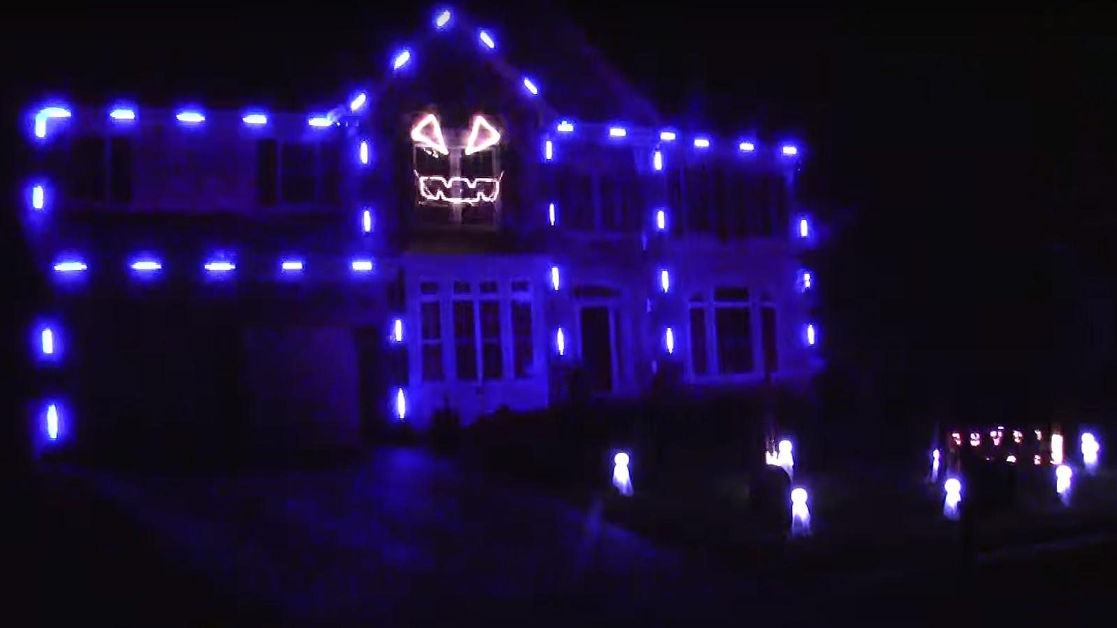 Halloweenhuis