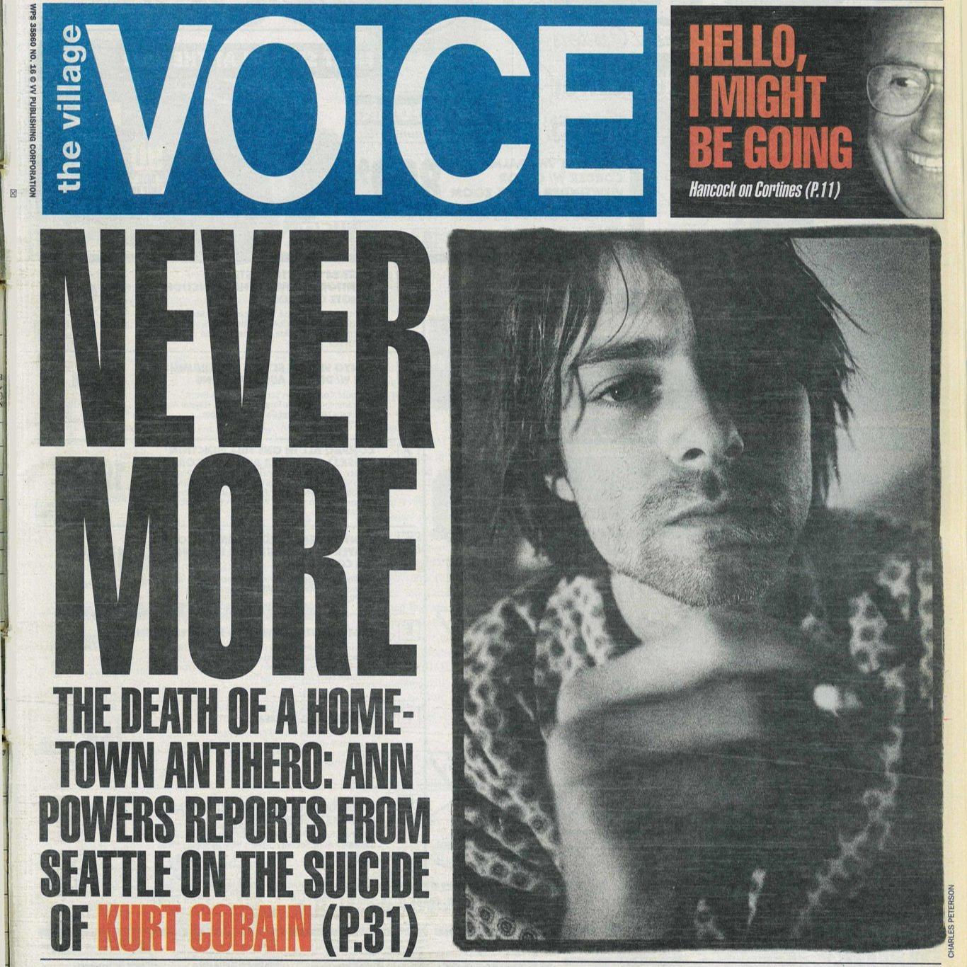 Cobain dood