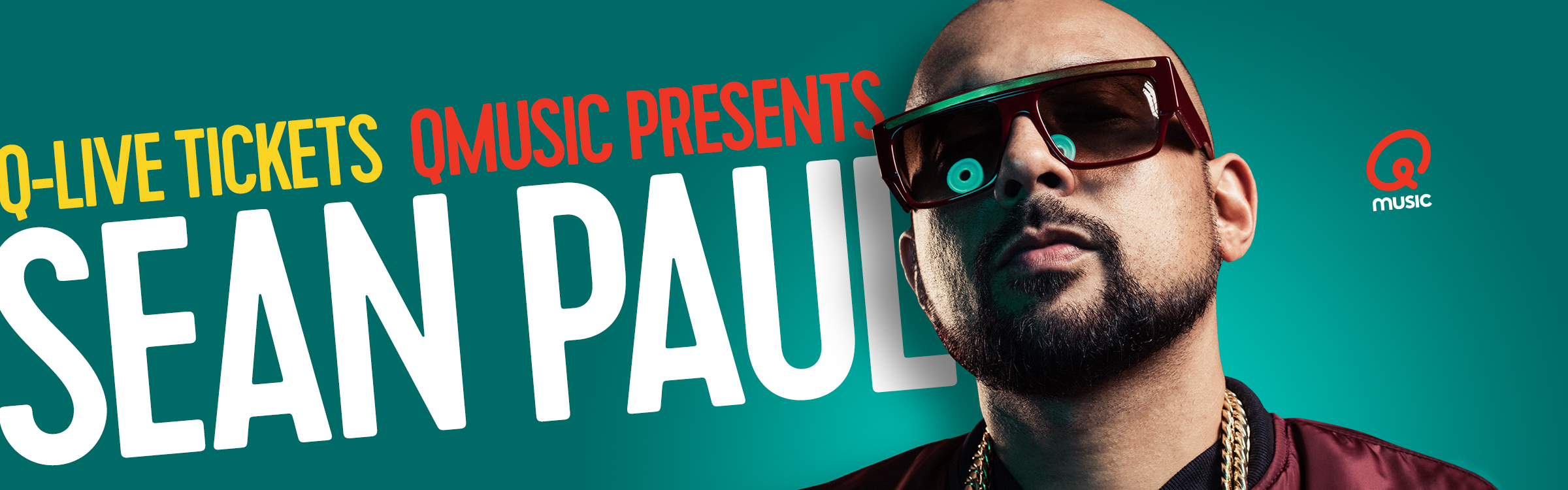 Qmusic actionheader seanpaul