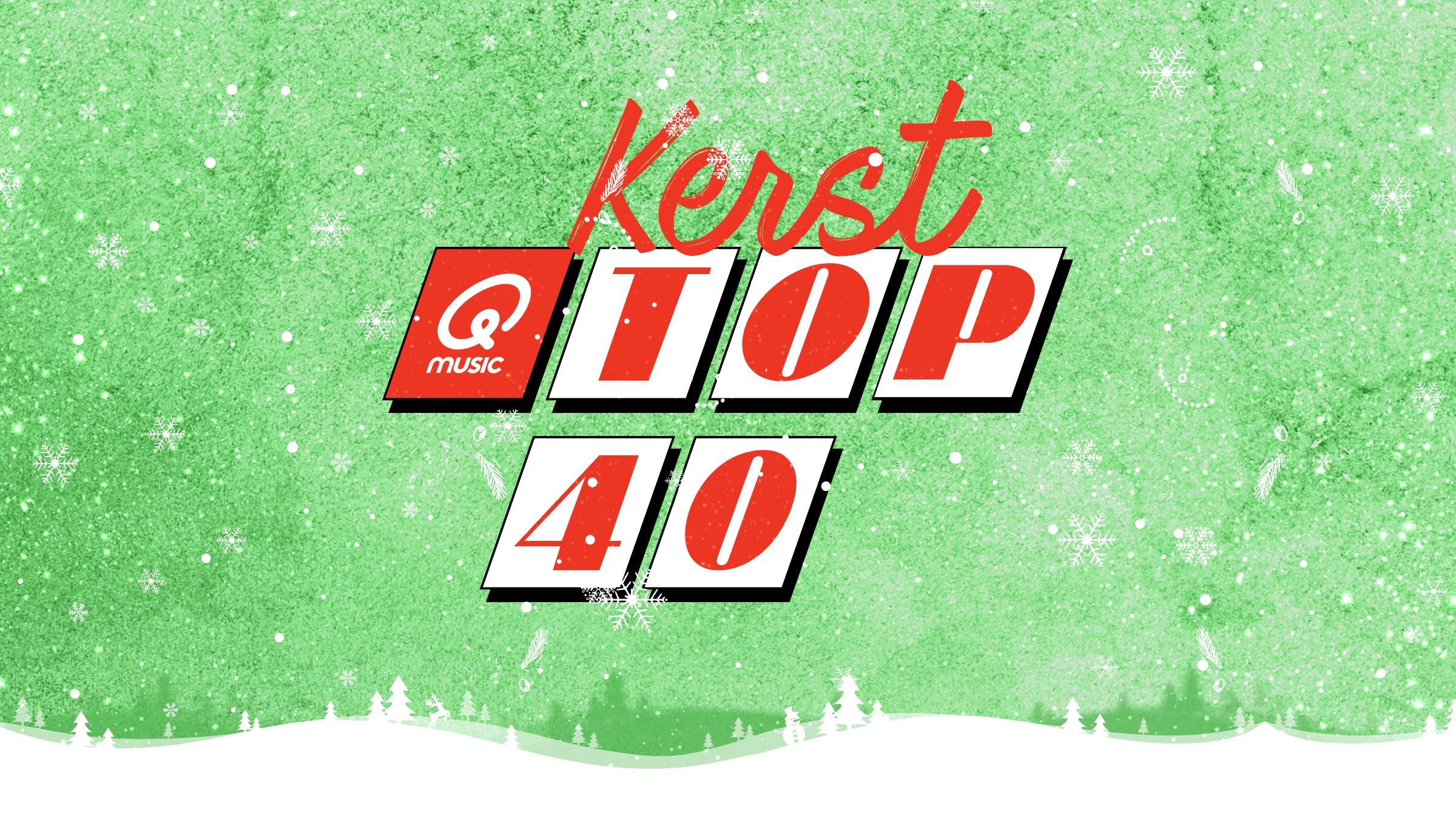 Qmusic teaser qtop40 kerst