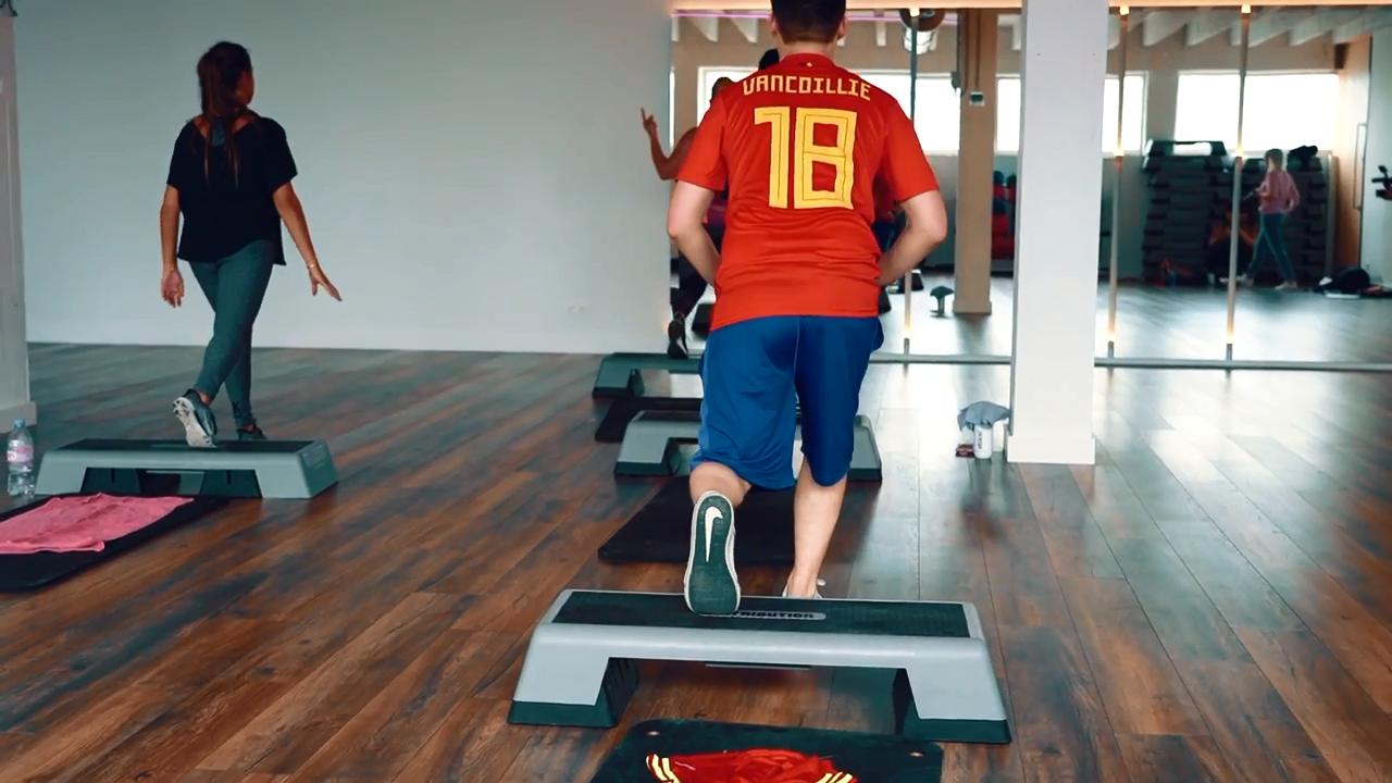 Maarten gym