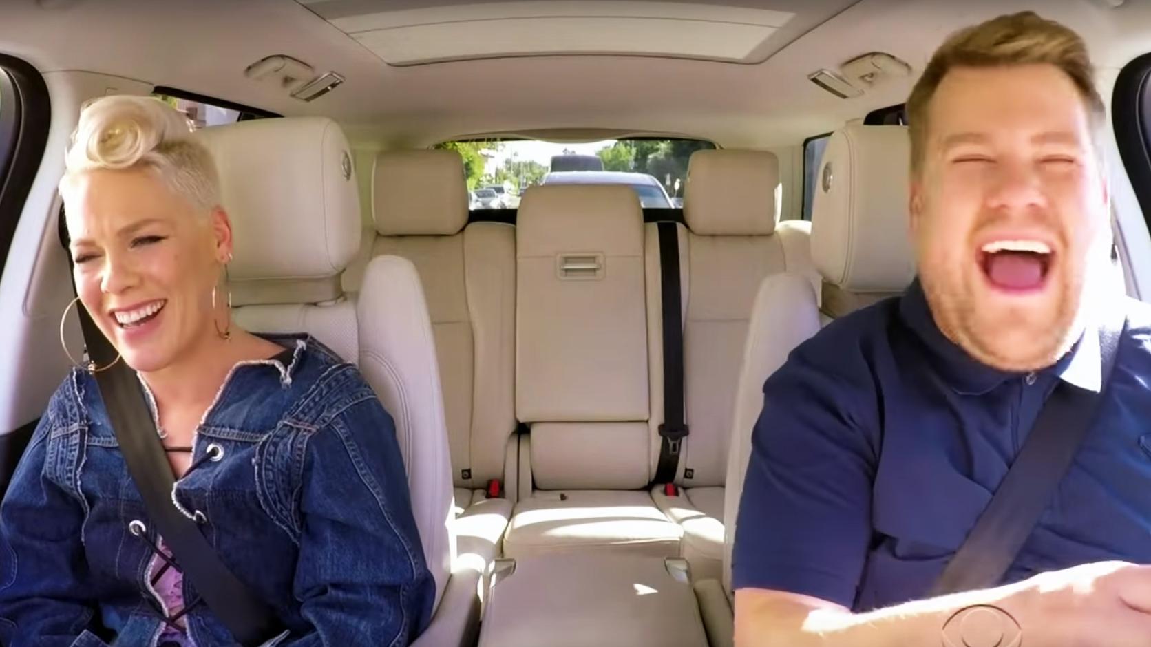 Carpoolpink teaser