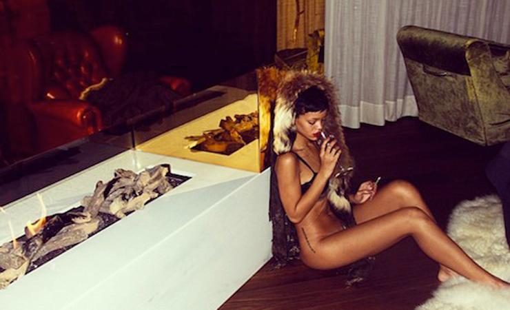 Rihannanude