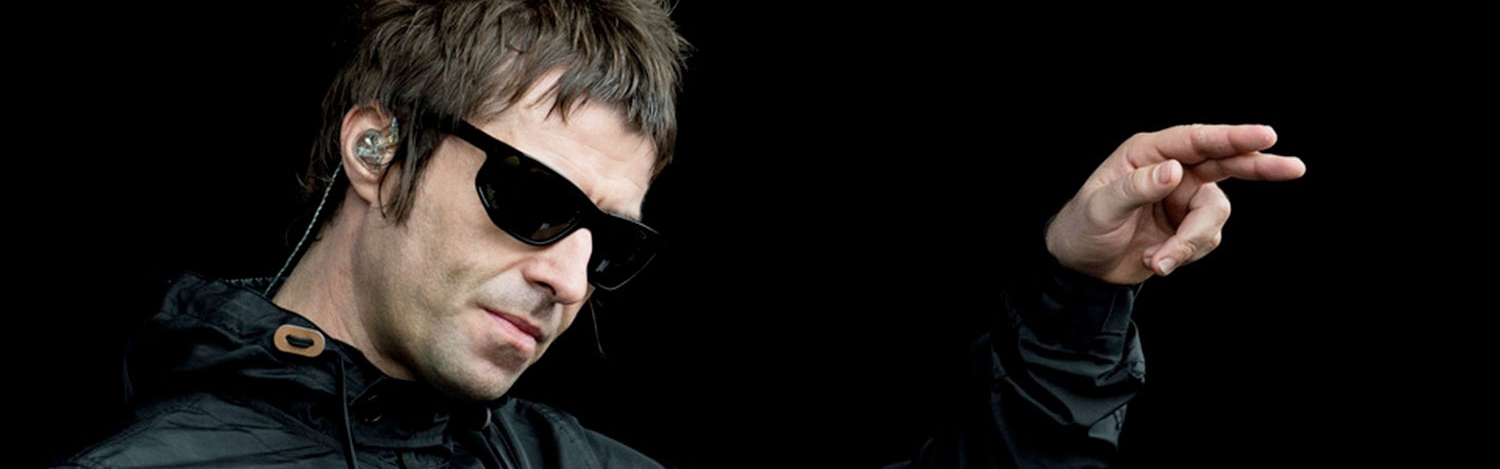 Liam gallagher header