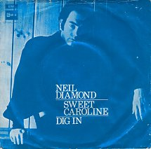 Neil diamond sweet caroline stateside s