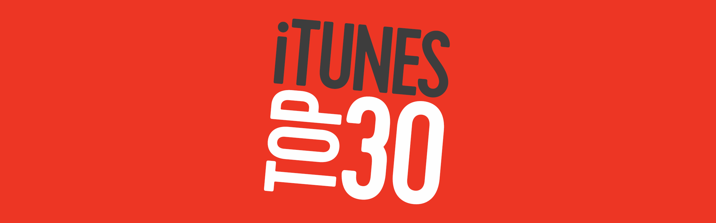 Qmusic actionheader itunestop30
