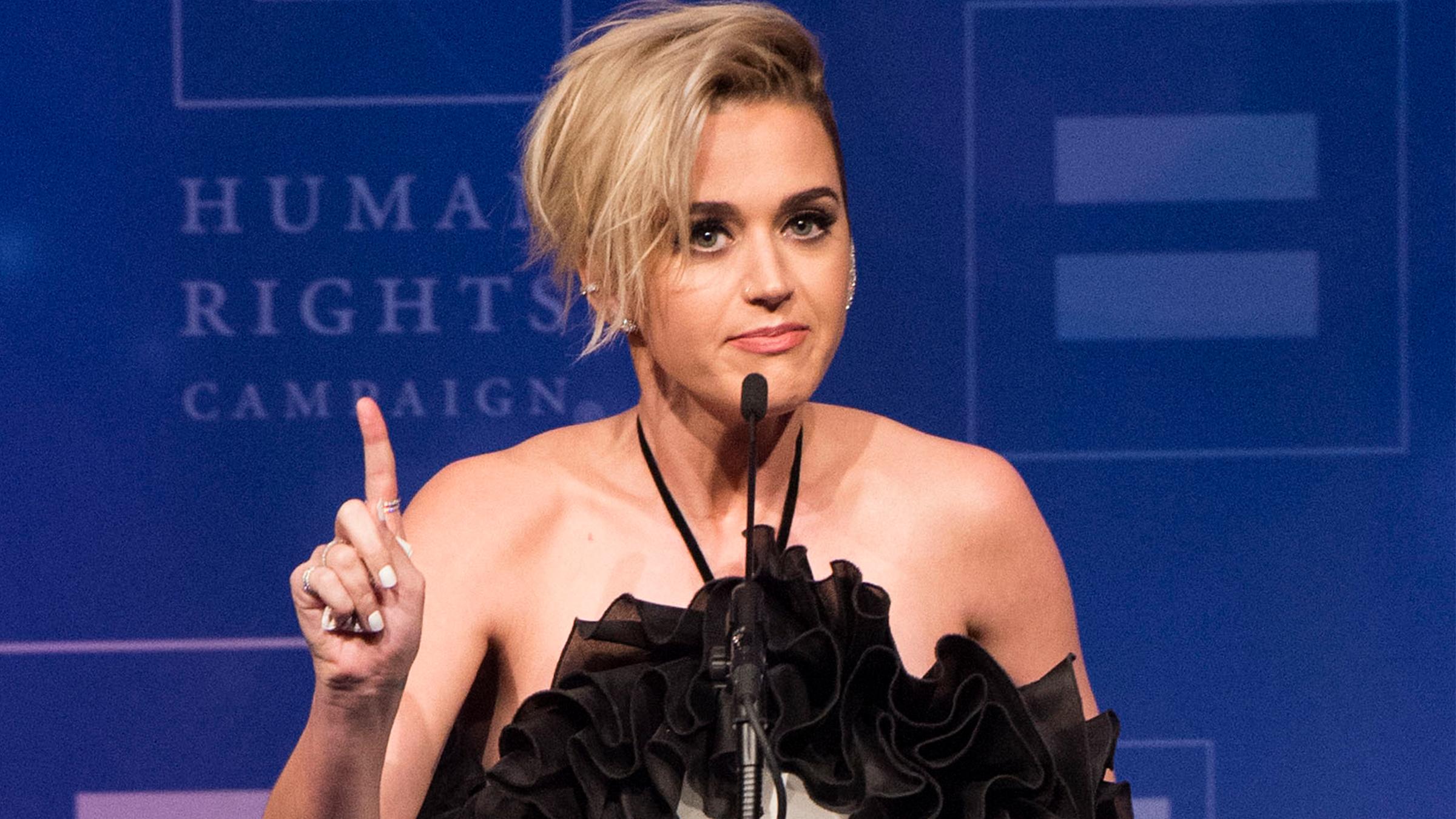Katy tracklist teaser