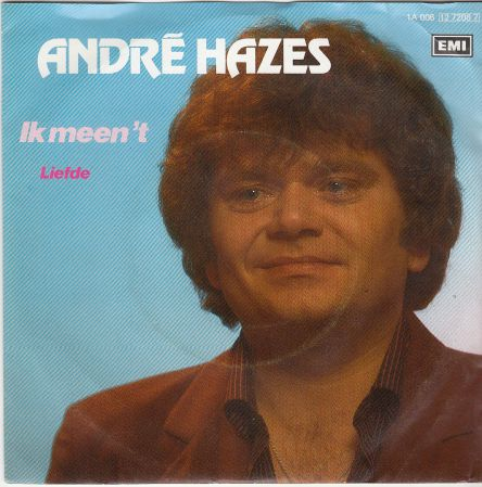 Andre hazes ik meen t vinyl single 21141157