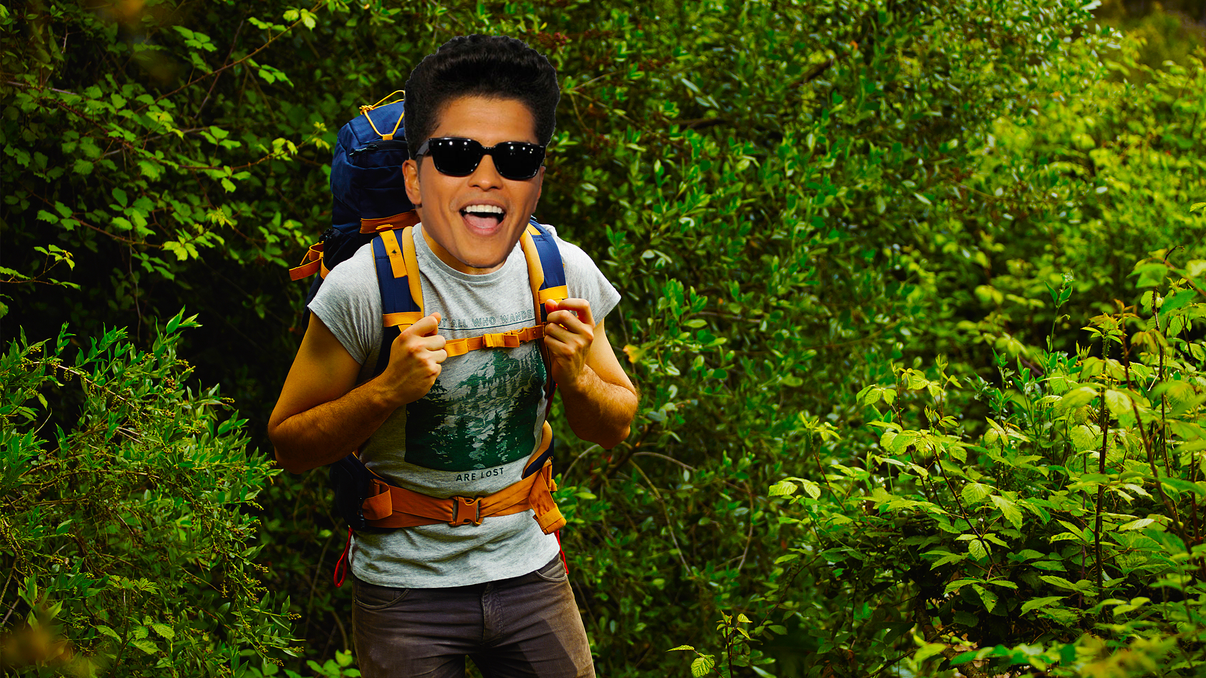 Backpackenmetbruno
