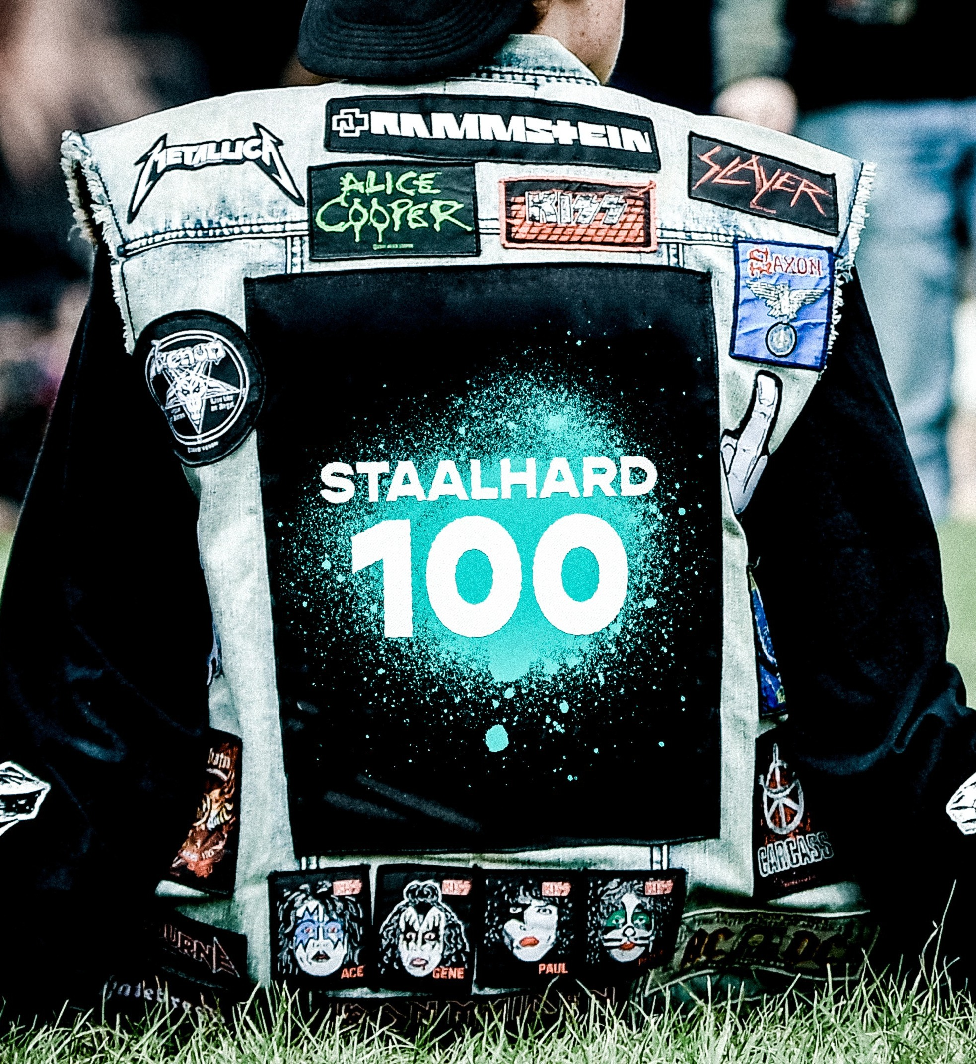 Staalhard100 site