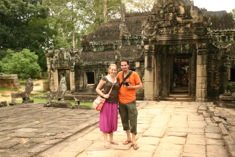 Marjolein in cambodja 3