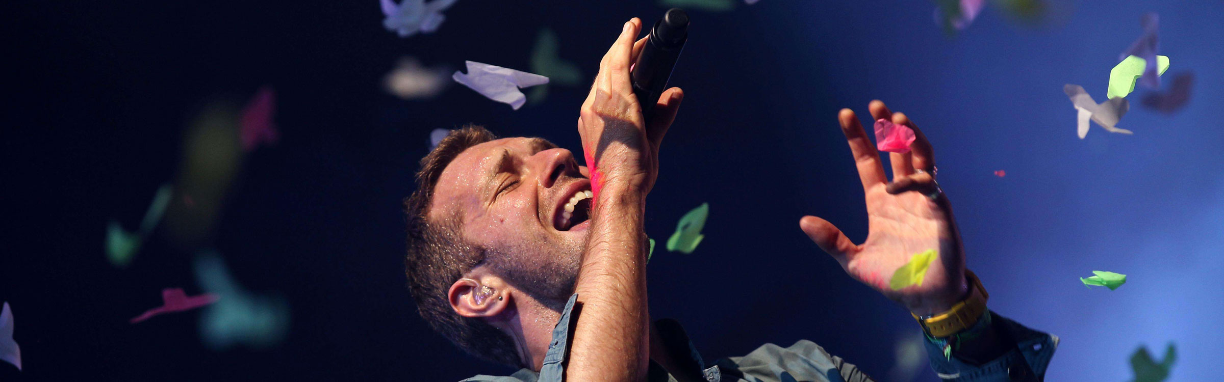 Chris martin header