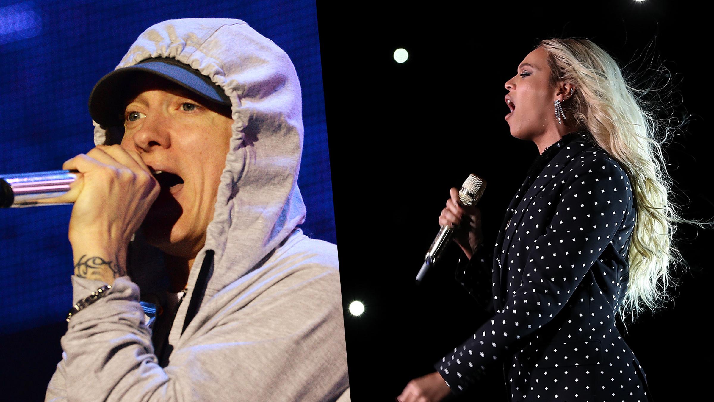 Eminembeyonce teaser