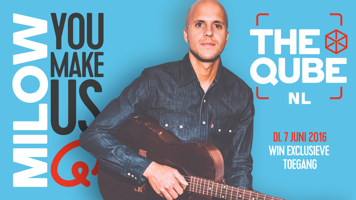Qmusic teaser milow