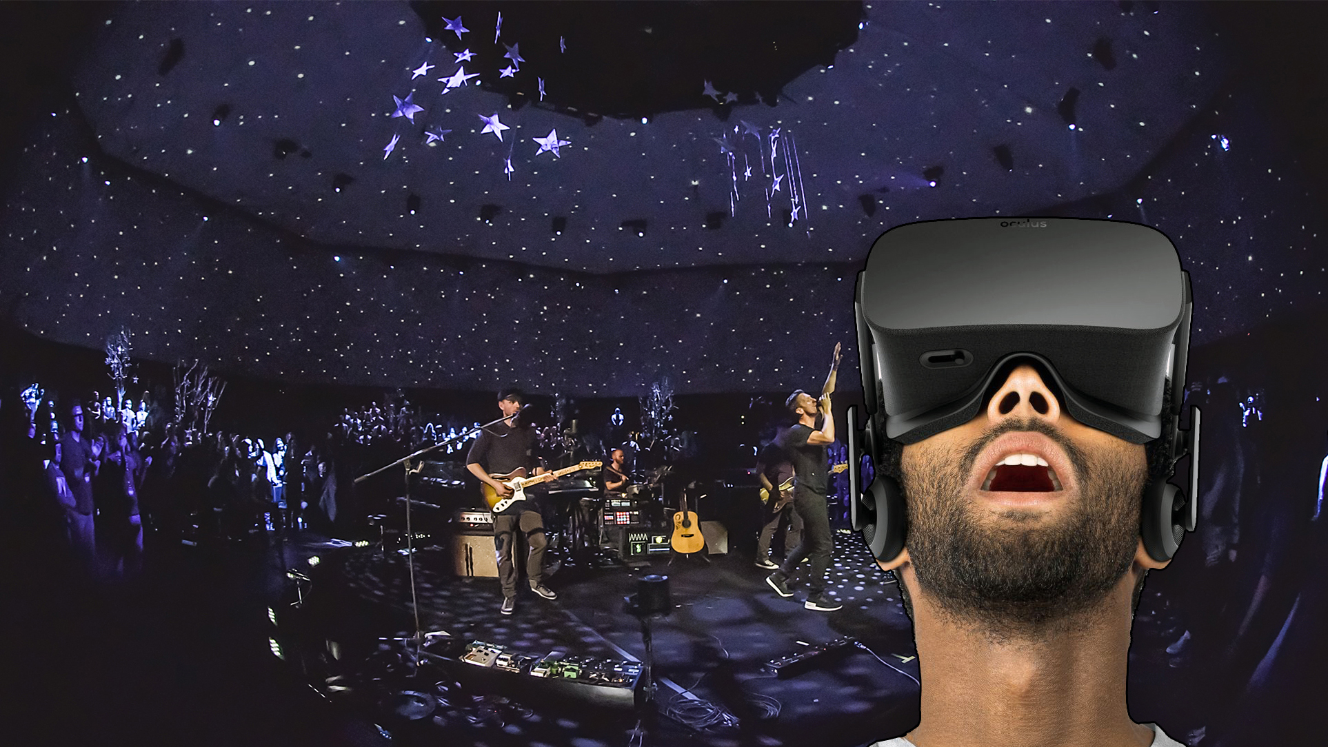 Coldplay vr home