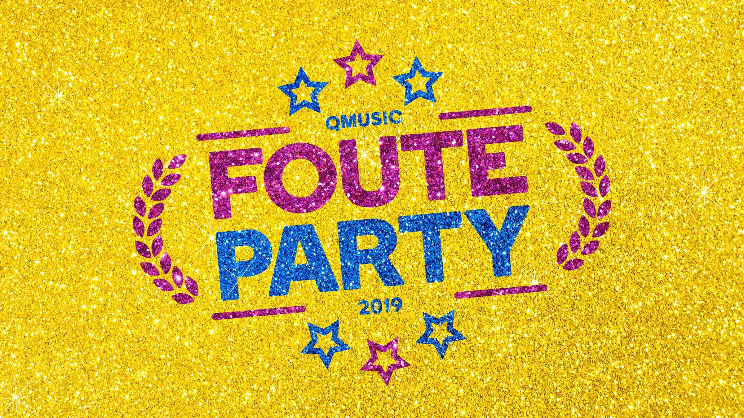 Qmusic teaser fouteparty2019 sales