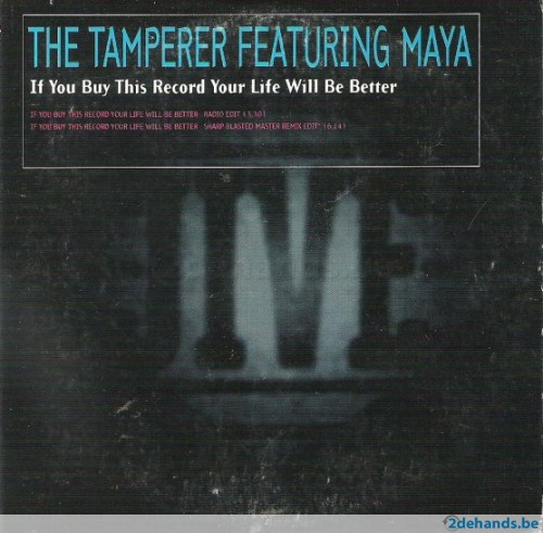 78487361 cdsingle the tamperer feat maya if you buy this record
