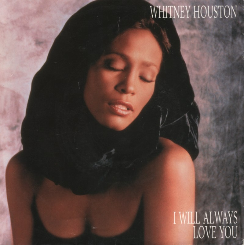 Whitney houston i will always love you arista 2