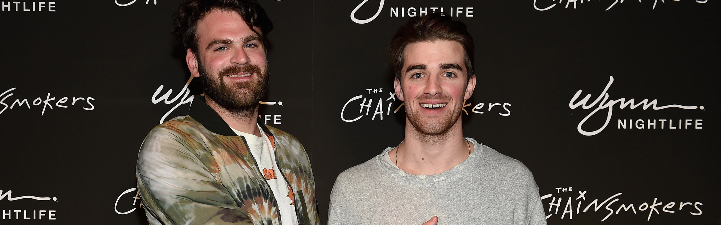 Chainsmokers header