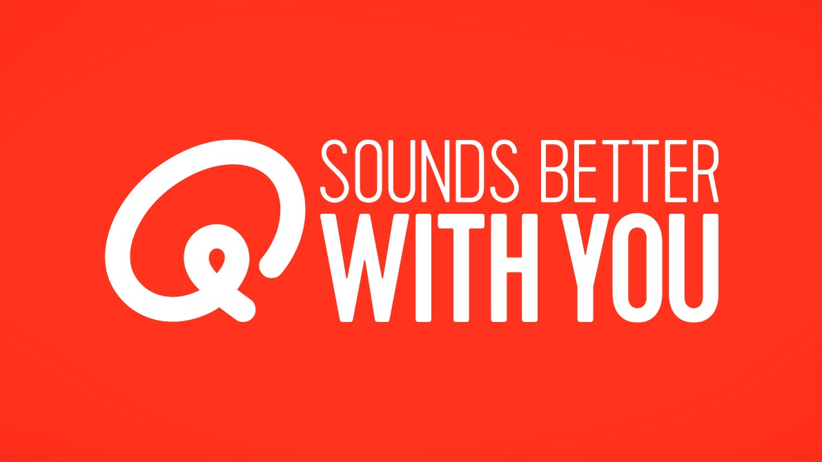 Q sounds better with you x2  1