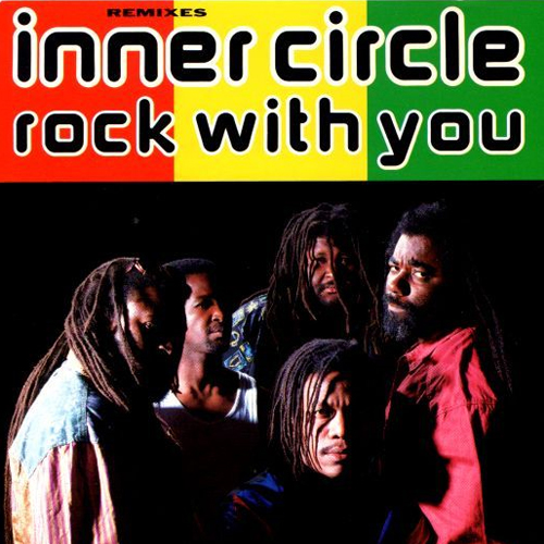 Inner circle rock with you  remixes