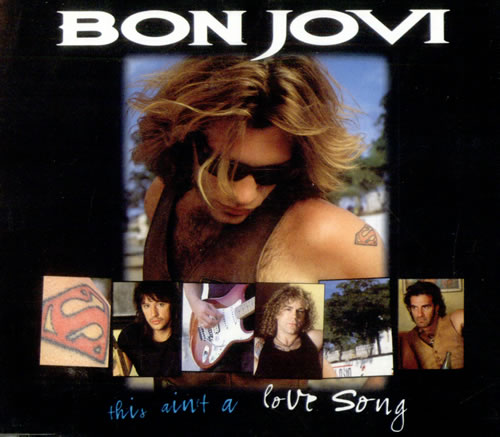 Bon jovi this aint a love 174681