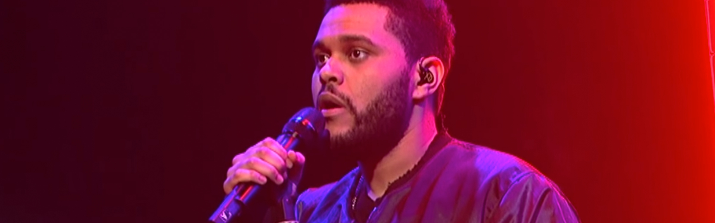 Header weeknd medley