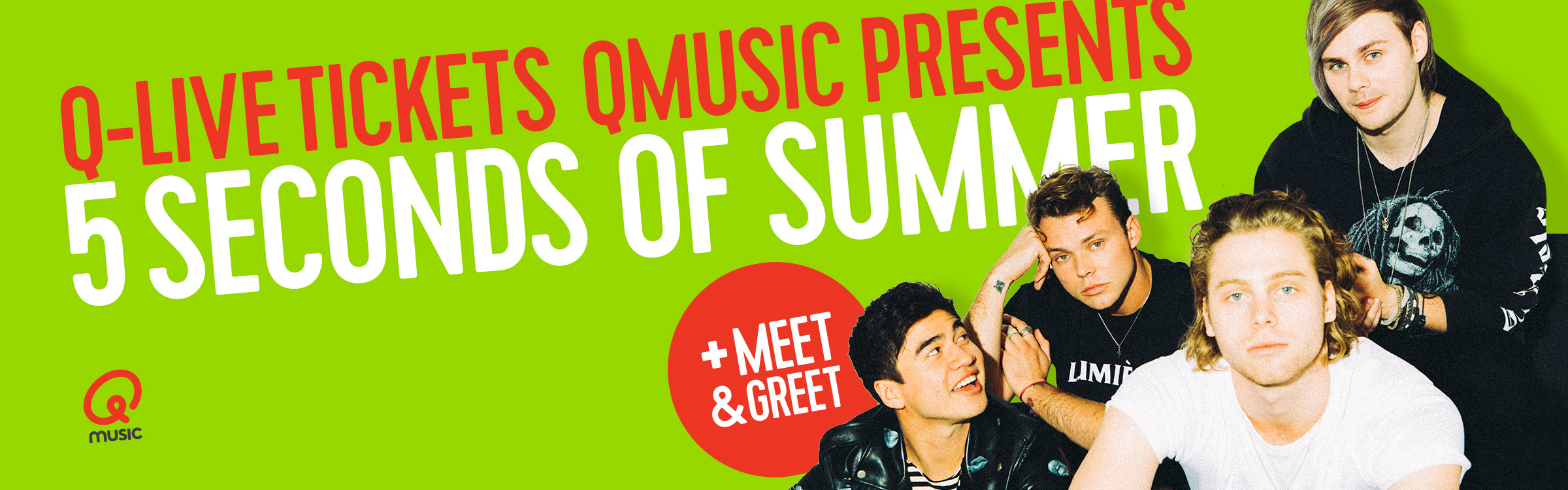 Qmusic actionheader 5sos