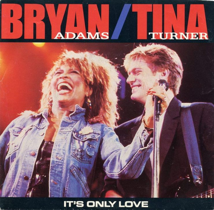 Bryan adams its only love c