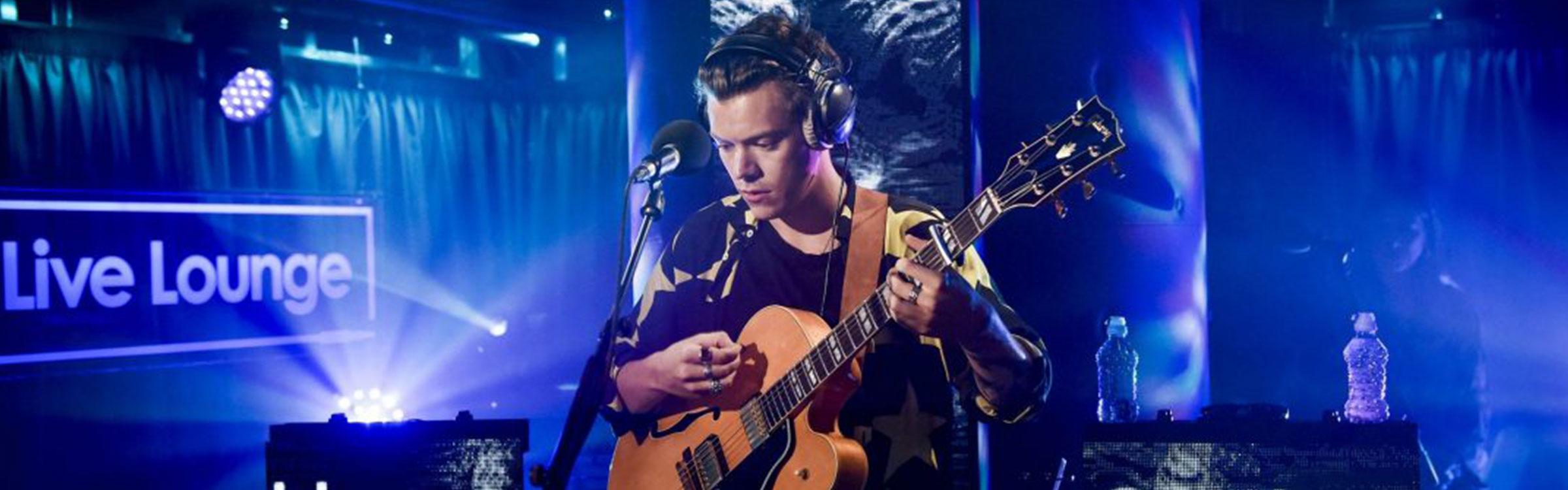 Harry styles bbc header
