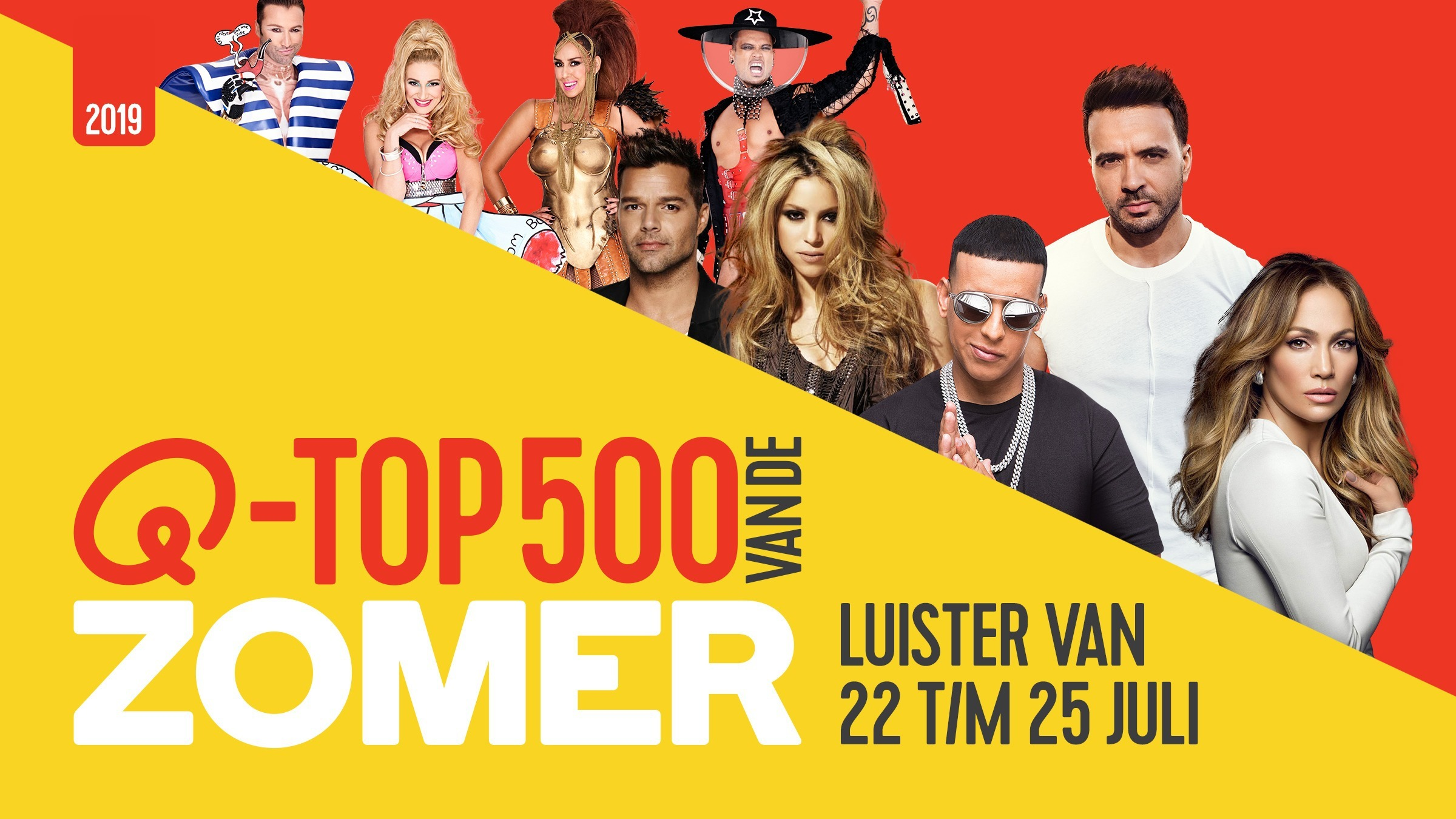 Qmusic teaser top500 zomer 2019 luister