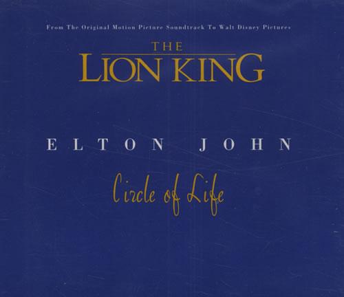 Elton john circle of life