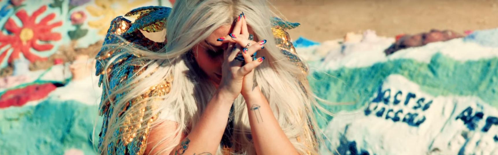 Kesha header