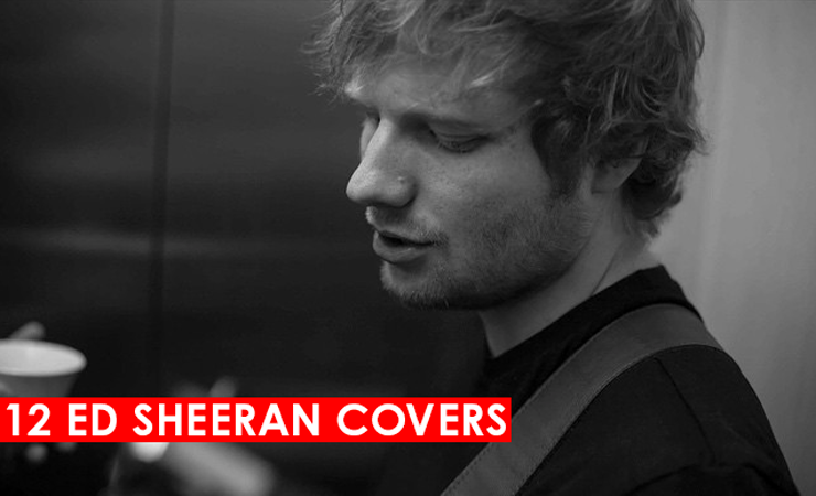 Edsheeran covers