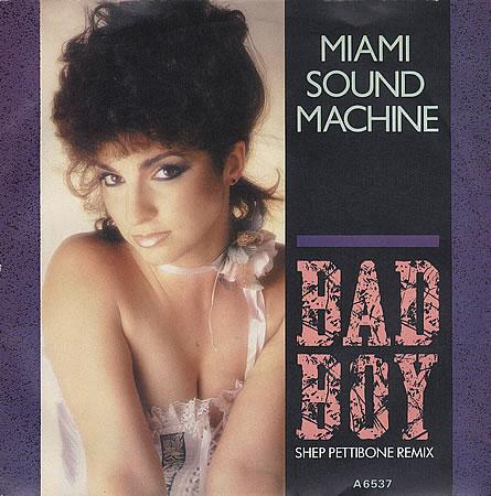 Miami sound machine bad boy 287977