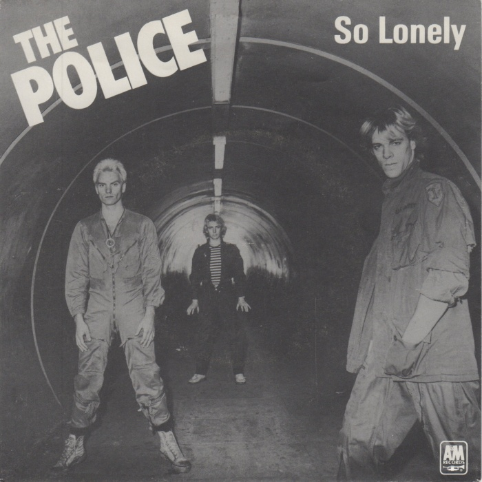 The police so lonely am 2