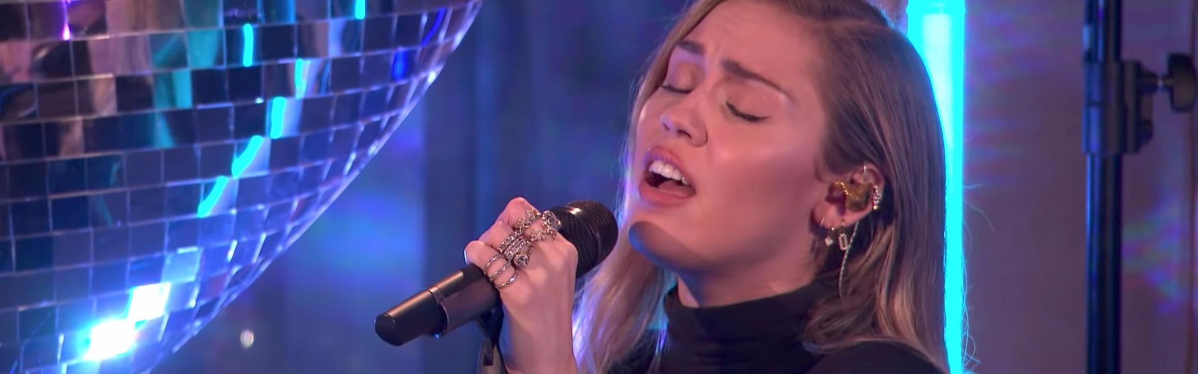 Miley header