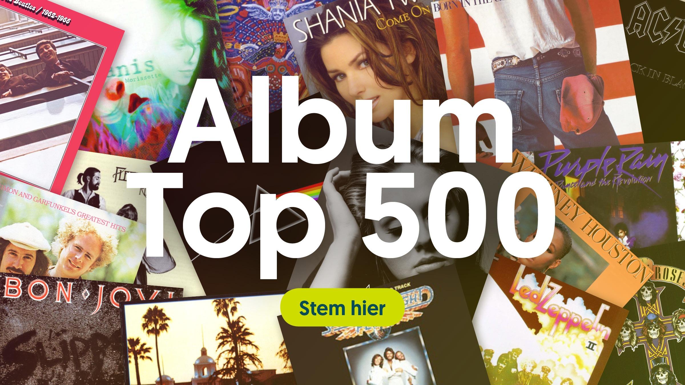 eb7944f81 Stem jouw favoriete album in onze Album Top 500