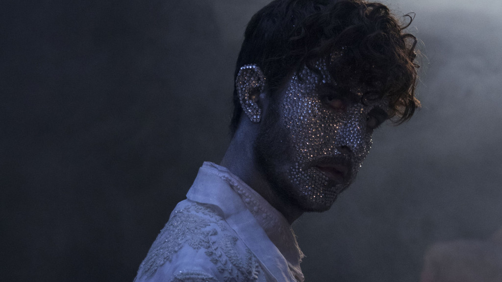 Oscar and the wolf home