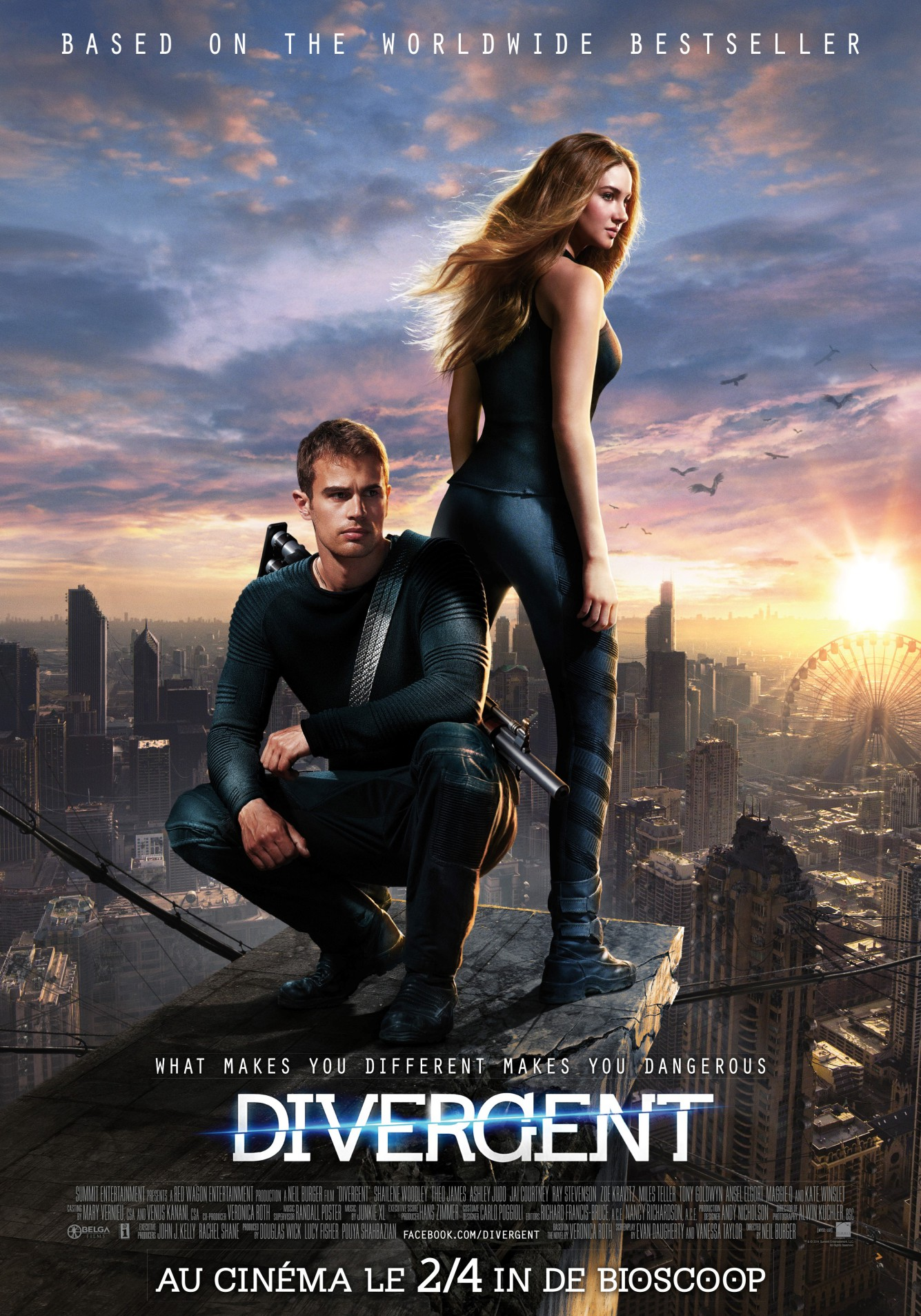 Divergent final poster belgium 0