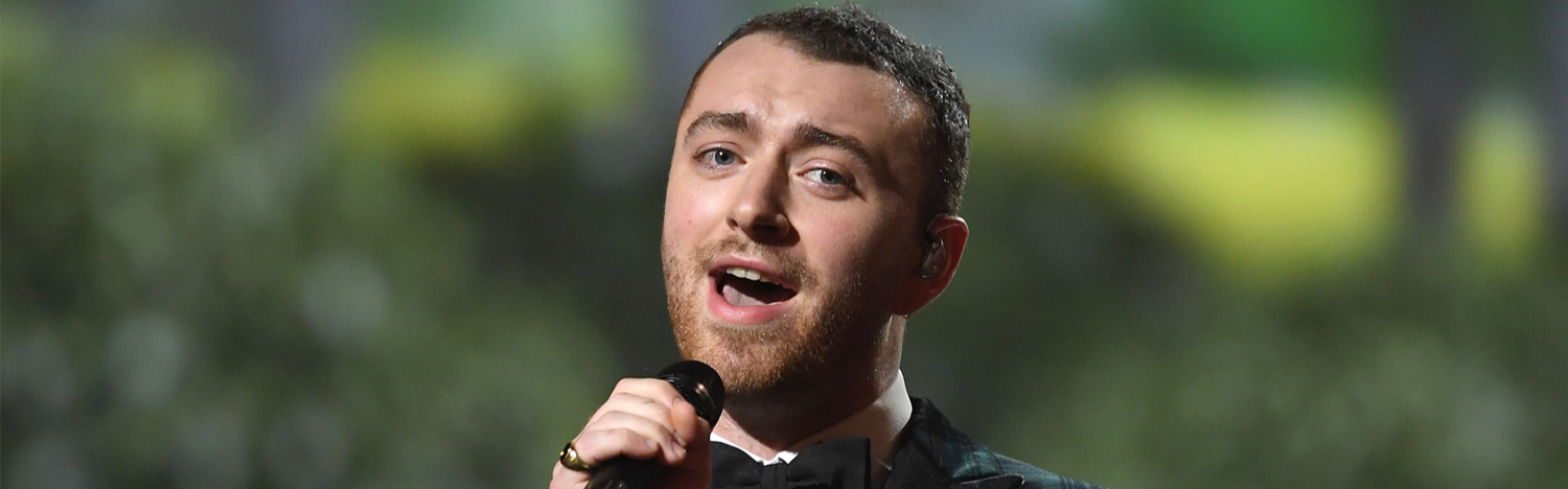Sam smith header