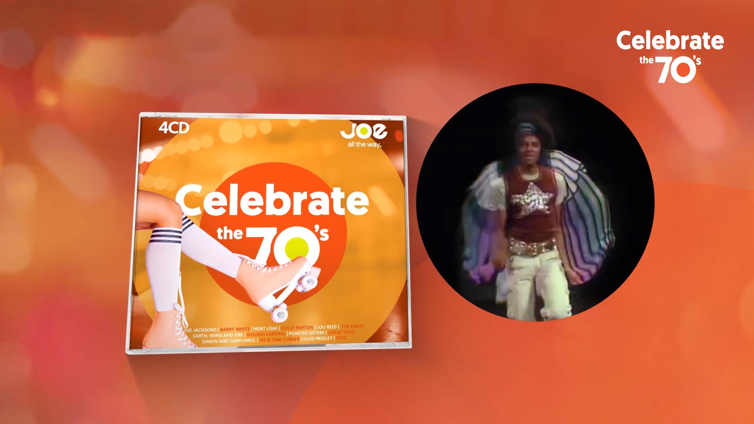 Cd celebrate the 70 s cd
