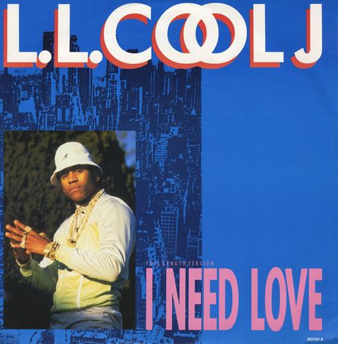 Ll cool j i need love 52716