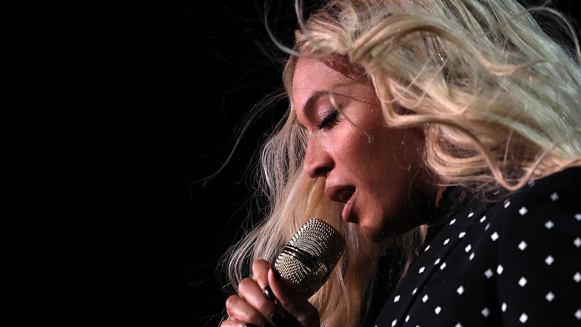 Beyonce insta teaser