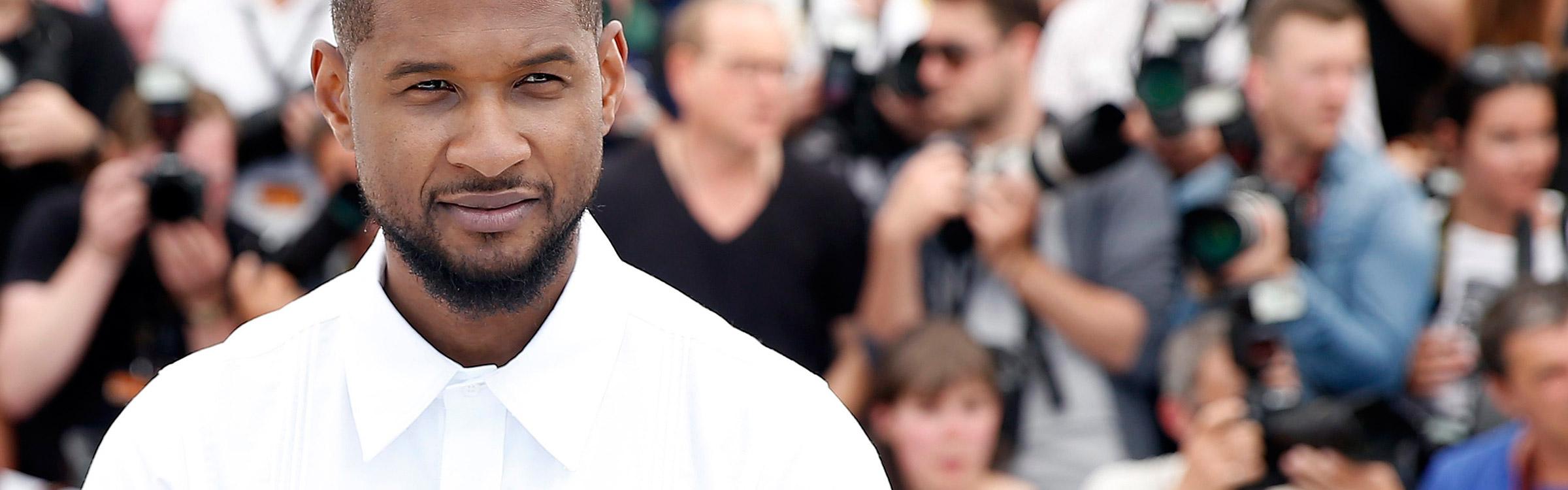 Usher header