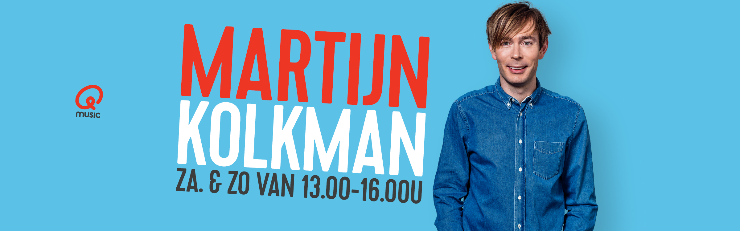 Qmusic actionheader martijn