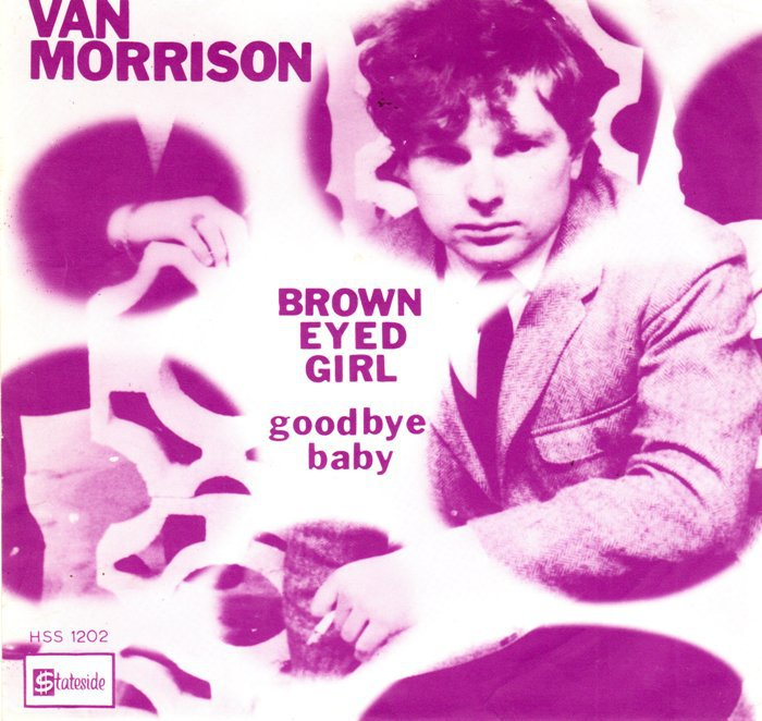 Van morrison brown eyed girl stateside