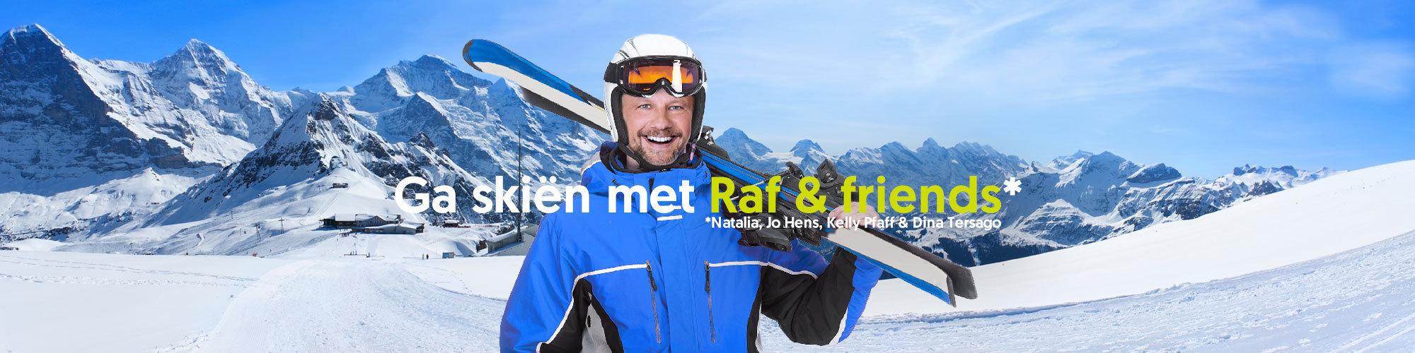 Raffriends skien carrousel friends
